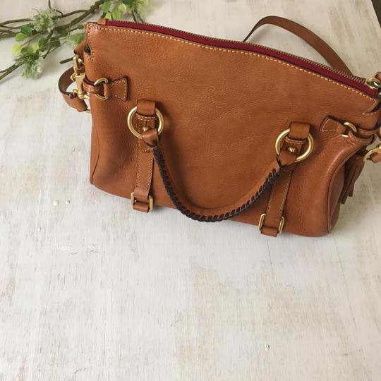 Dooney & Bourke Satchel in brown Image 1