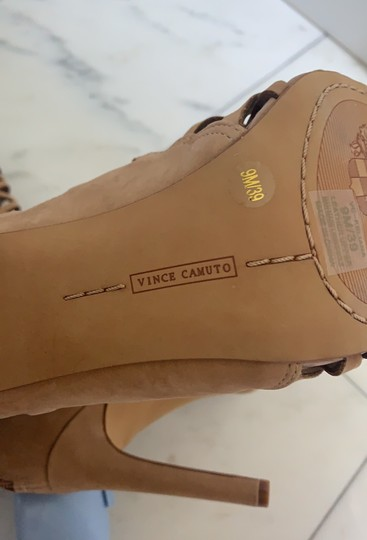 Vince Camuto pinkish beige Boots Image 6