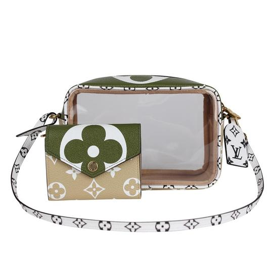 Preload https://img-static.tradesy.com/item/26007406/louis-vuitton-camera-translucent-beach-pouch-clear-7276-green-coated-canvas-shoulder-bag-0-0-540-540.jpg