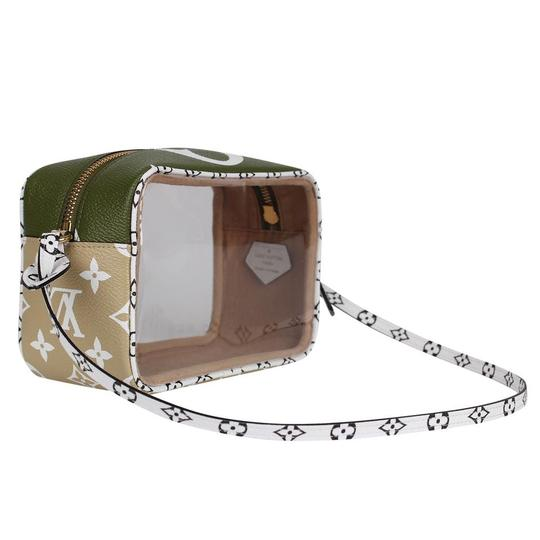 Louis Vuitton See Through Translucent Camera Clear Shoulder Bag Image 5
