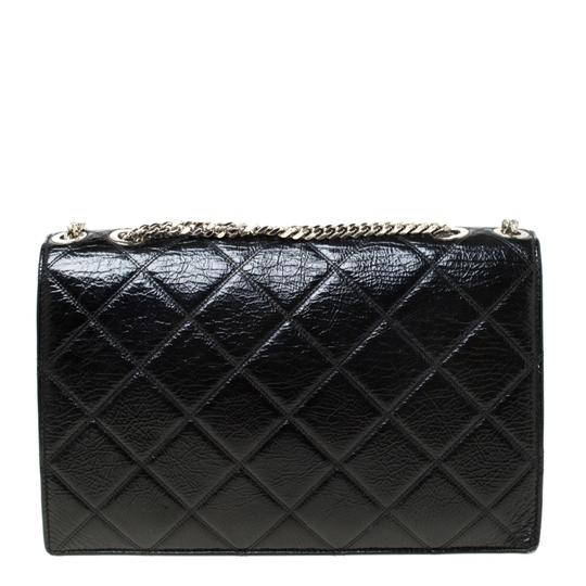 Marc Jacobs Patent Leather Quilted Shoulder Bag Image 1
