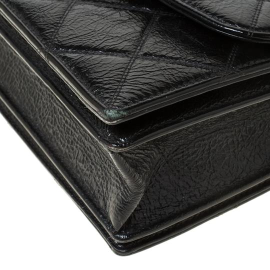 Marc Jacobs Patent Leather Quilted Shoulder Bag Image 5