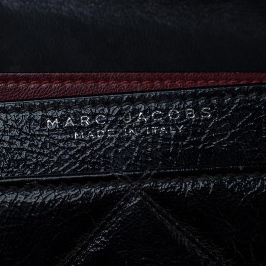 Marc Jacobs Patent Leather Quilted Shoulder Bag Image 8