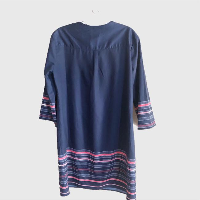 Anthropologie short dress navy on Tradesy Image 1