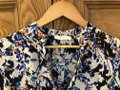 Lush Fall Summer Work Top Multicolored Image 1