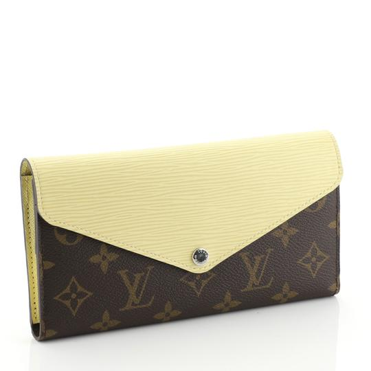 Louis Vuitton Marie-lou Wallet Wristlet in brown Image 1