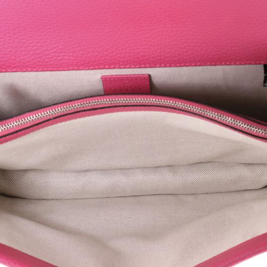 Gucci Dionysus Leather Shoulder Bag Image 4