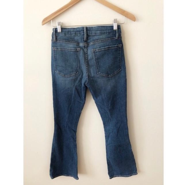 FRAME Boot Cut Jeans-Distressed Image 5