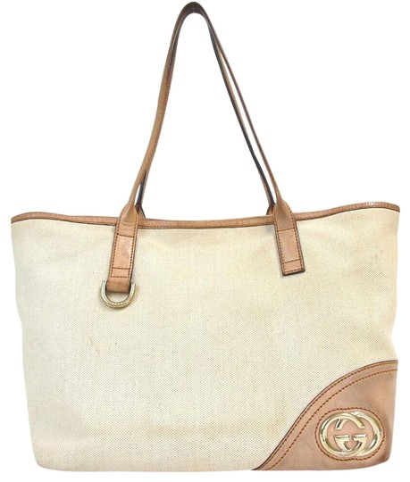 Preload https://img-static.tradesy.com/item/26007800/gucci-bag-newbrit-double-g-large-beige-gold-leather-canvas-tote-0-2-540-540.jpg