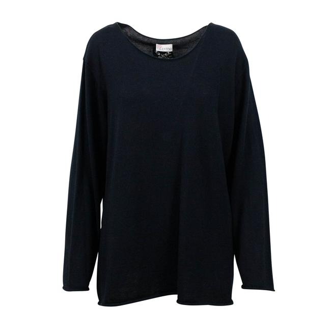 Preload https://img-static.tradesy.com/item/26008041/red-valentino-cashmere-blend-long-sleeve-black-sweater-0-0-650-650.jpg