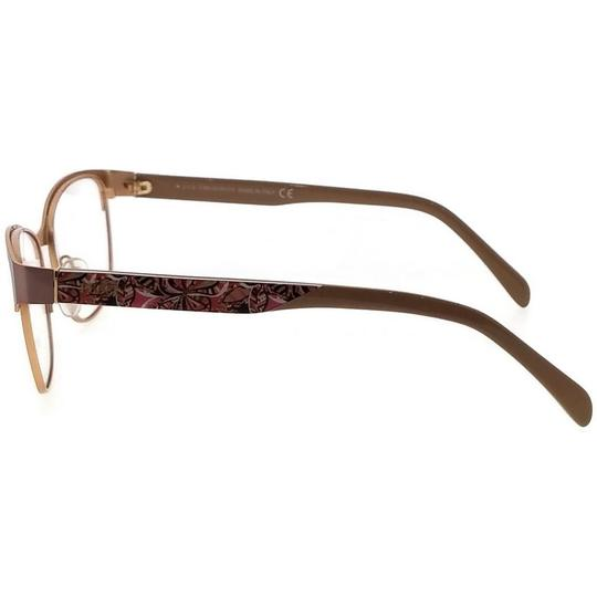 Emilio Pucci EP5016-074-53 Eyeglasses Size 53mm 16mm 135mm Brown Image 2