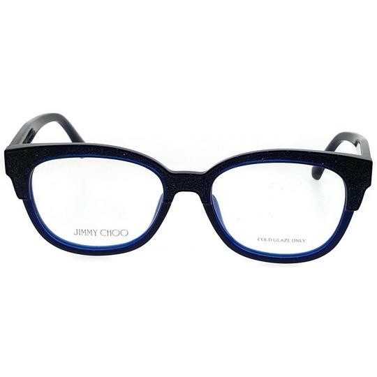 Jimmy Choo JC177-19P-51 Eyeglasses Size 51mm 17mm 145mm Blue Image 1