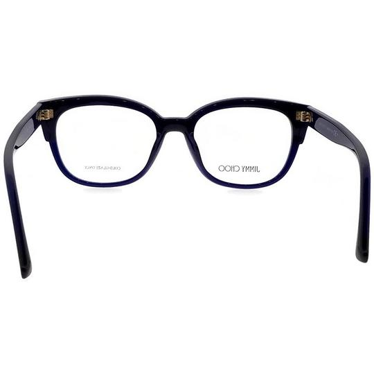 Jimmy Choo JC177-19P-51 Eyeglasses Size 51mm 17mm 145mm Blue Image 3