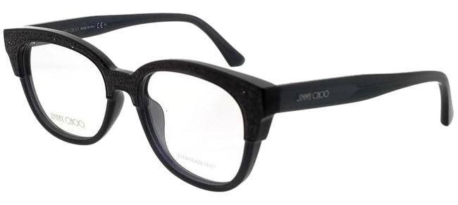 Item - Black Jc177-18r-51 Eyeglasses Size 51mm 17mm 145mm