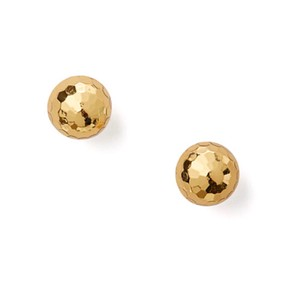 Kate Spade Kate Spade Gold Disco Ball Sphere Earrings