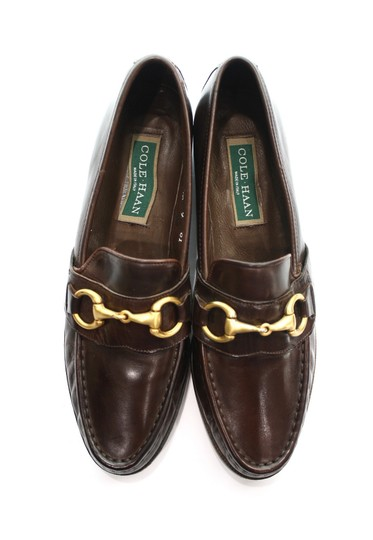 Preload https://img-static.tradesy.com/item/26008728/cole-haan-brown-leather-loafers-flats-size-us-9-regular-m-b-0-0-540-540.jpg