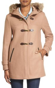 Cole Haan Fall Beige Pea Coat