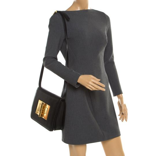 Tom Ford Suede Leather Shoulder Bag Image 2