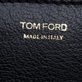 Tom Ford Suede Leather Shoulder Bag Image 8