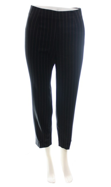 Preload https://img-static.tradesy.com/item/26009018/piazza-sempione-black-pinstriped-wool-pants-size-4-s-27-0-0-650-650.jpg