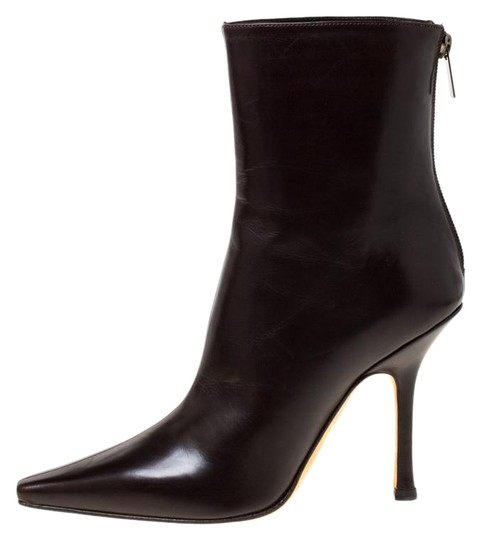 Preload https://img-static.tradesy.com/item/26009068/jimmy-choo-brown-dark-leather-zip-pointed-toe-ankle-bootsbooties-size-eu-365-approx-us-65-regular-m-0-3-540-540.jpg