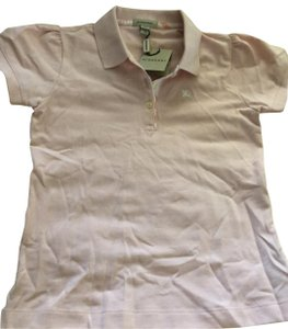 Burberry T Shirt pale pink