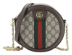 Gucci Ophidia Coated Canvas Cross Body Bag