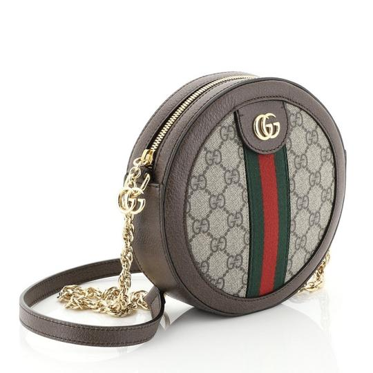 Gucci Ophidia Coated Canvas Cross Body Bag Image 2