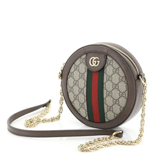 Gucci Ophidia Coated Canvas Cross Body Bag Image 3