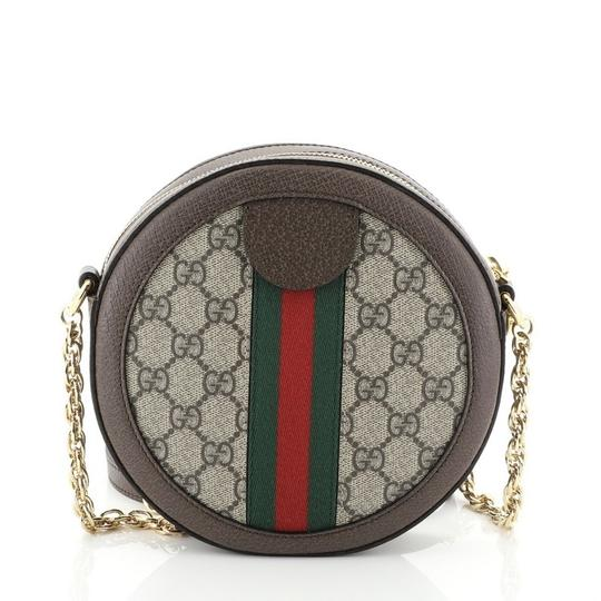 Gucci Ophidia Coated Canvas Cross Body Bag Image 4