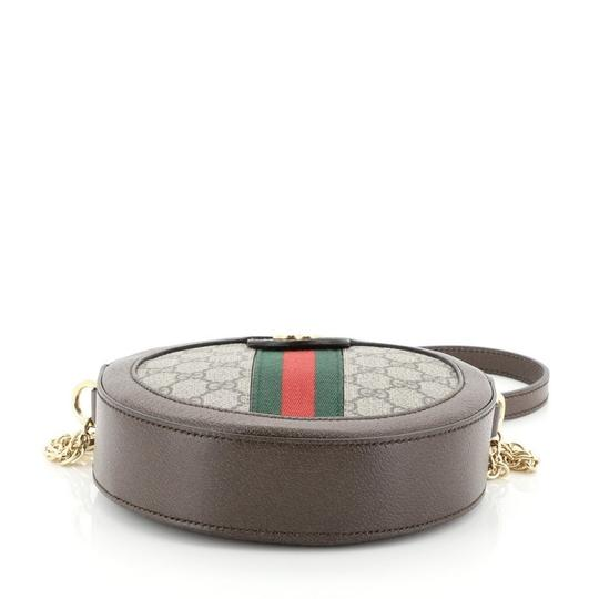 Gucci Ophidia Coated Canvas Cross Body Bag Image 5