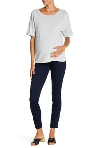 Paige PAIGE Verdugo Ultra Ankle Skinny Jeans (Maternity)