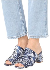 Jeffrey Campbell Blue Mules
