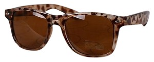 Other Retro-Look Leopard Print Sunglasses