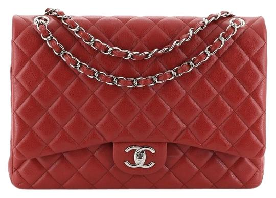 Preload https://img-static.tradesy.com/item/26010051/chanel-classic-flap-classic-double-quilted-caviar-jumbo-red-leather-shoulder-bag-0-4-540-540.jpg