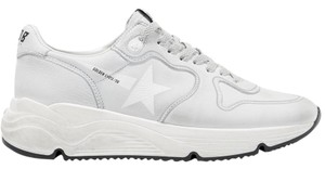 Golden Goose Deluxe Brand Ggdb Sneakers Distressed White Athletic