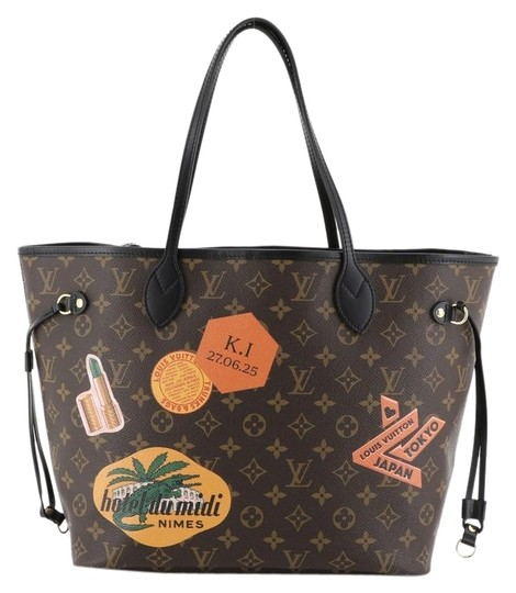 Preload https://img-static.tradesy.com/item/26010557/louis-vuitton-neverfull-nm-limited-edition-world-tour-mm-brown-monogram-canvas-tote-0-3-540-540.jpg