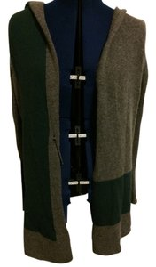Margaret O'Leary Cashmere Soft Hooded Cardigan