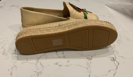 Tory Burch Natural/Multi Flats Image 8