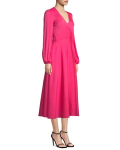 Pink Maxi Dress by MILLY