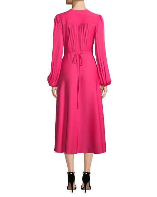 Pink Maxi Dress by MILLY Image 2