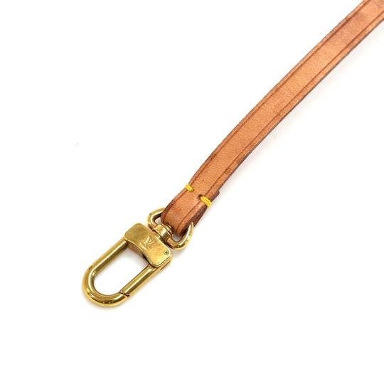 Louis Vuitton Louis Vuitton Cowhide Leather Strap For Pochette Accessoires Bag Image 3