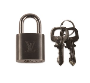 Louis Vuitton Lock and Keys