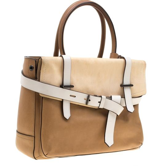 Reed Krakoff Leather Tote in Brown Image 2