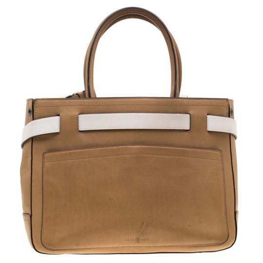 Reed Krakoff Leather Tote in Brown Image 3