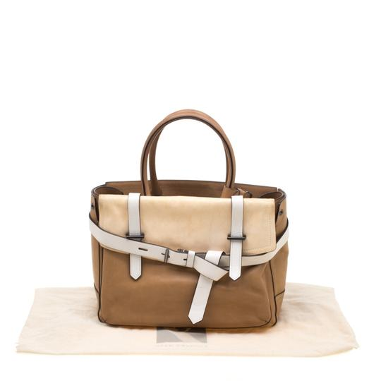 Reed Krakoff Leather Tote in Brown Image 8