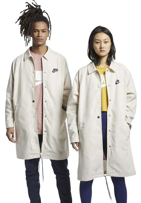 Item - Cream (Nwt) Streetwear Canvas Activewear Outerwear Size 2 (XS)