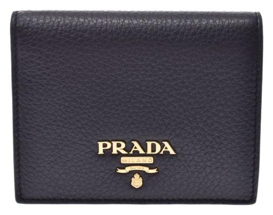 Preload https://img-static.tradesy.com/item/26012097/prada-black-fuoco-nero-red-box-compact-two-fold-1mv204-ladies-men-s-calf-good-condition-gala-wallet-0-3-540-540.jpg