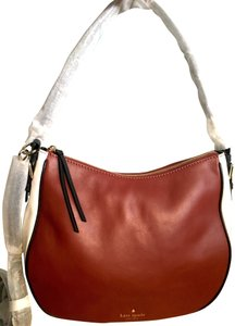 Kate Spade Leather Cobble Hill Mylie Hobo Bag
