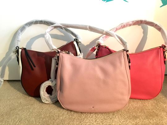 Kate Spade Leather Cobble Hill Mylie Hobo Bag Image 1